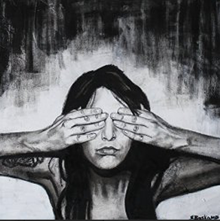 See No Evil by Sandra Boskamp on Amazon Fine Art
