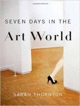Amazon Art Books - Seven Days In the Art World